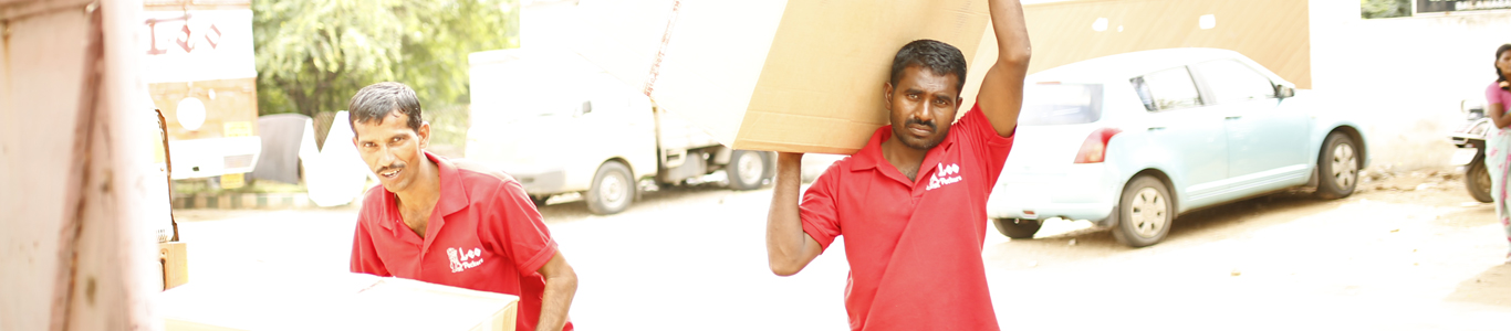 Process|Leo Packers India | Corporate Relocation