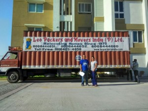 Container moving|Leo Packers India | Corporate Relocation