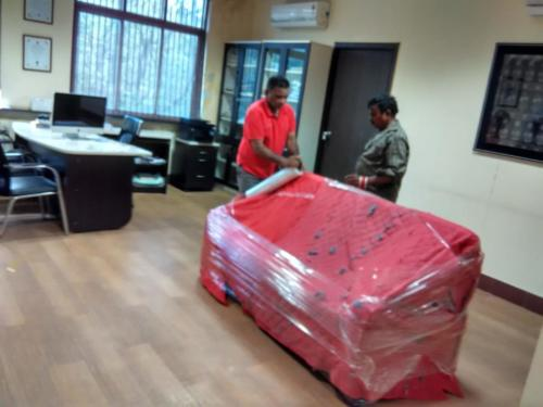 Packing Boxes moving form home |Leo Packers India | Corporate Relocation