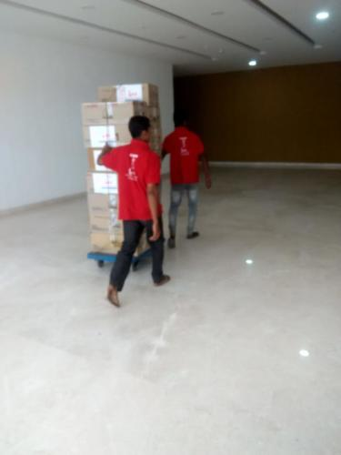 Packing ready to moving|Leo Packers India | Corporate Relocation