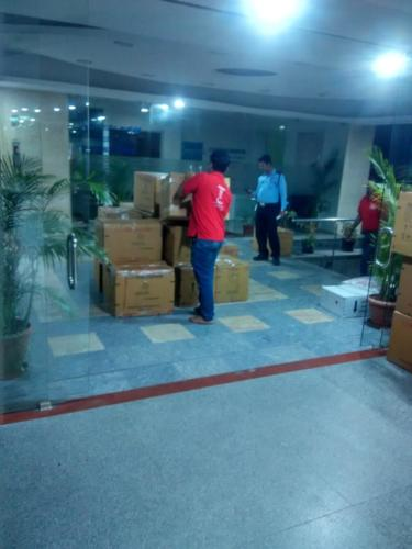 Packing Boxes moving |Leo Packers India | Corporate Relocation